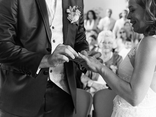 Le mariage de Ludo et Marjory à Saint-Ouen, Loir-et-Cher 19