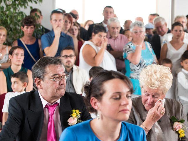 Le mariage de Ludo et Marjory à Saint-Ouen, Loir-et-Cher 21