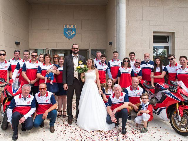 Le mariage de Ludo et Marjory à Saint-Ouen, Loir-et-Cher 24