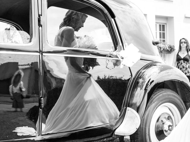 Le mariage de Ludo et Marjory à Saint-Ouen, Loir-et-Cher 25