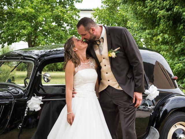 Le mariage de Ludo et Marjory à Saint-Ouen, Loir-et-Cher 30
