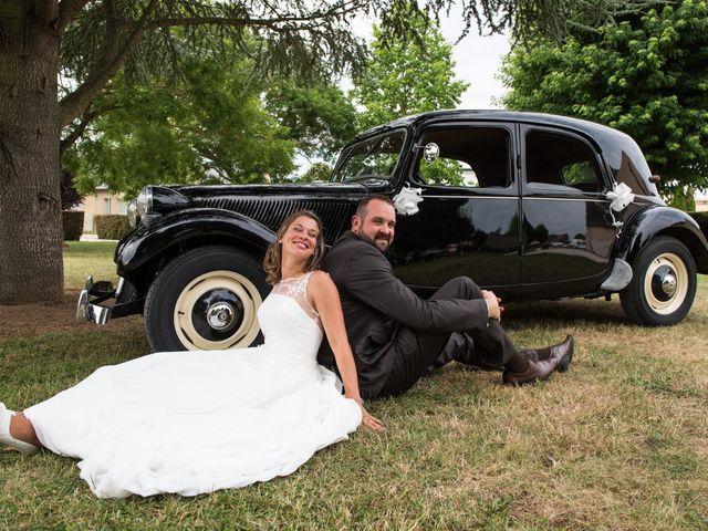 Le mariage de Ludo et Marjory à Saint-Ouen, Loir-et-Cher 32