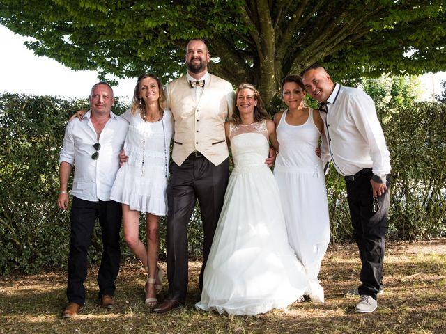 Le mariage de Ludo et Marjory à Saint-Ouen, Loir-et-Cher 36