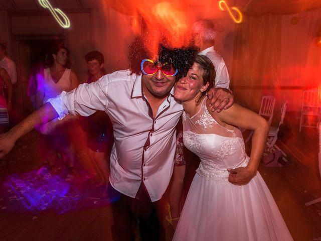 Le mariage de Ludo et Marjory à Saint-Ouen, Loir-et-Cher 41