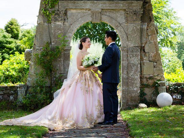 Le mariage de Daniel et Eugénia à Brest, Finistère 14