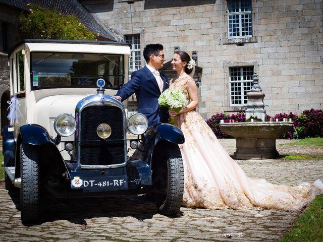 Le mariage de Daniel et Eugénia à Brest, Finistère 17