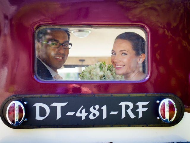 Le mariage de Daniel et Eugénia à Brest, Finistère 18