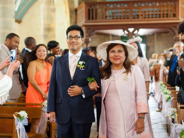 Le mariage de Daniel et Eugénia à Brest, Finistère 20