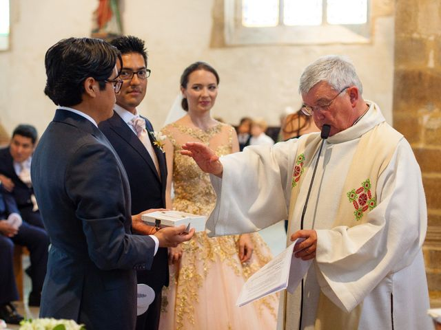 Le mariage de Daniel et Eugénia à Brest, Finistère 22