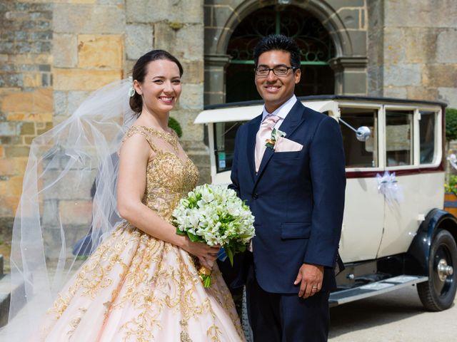 Le mariage de Daniel et Eugénia à Brest, Finistère 26