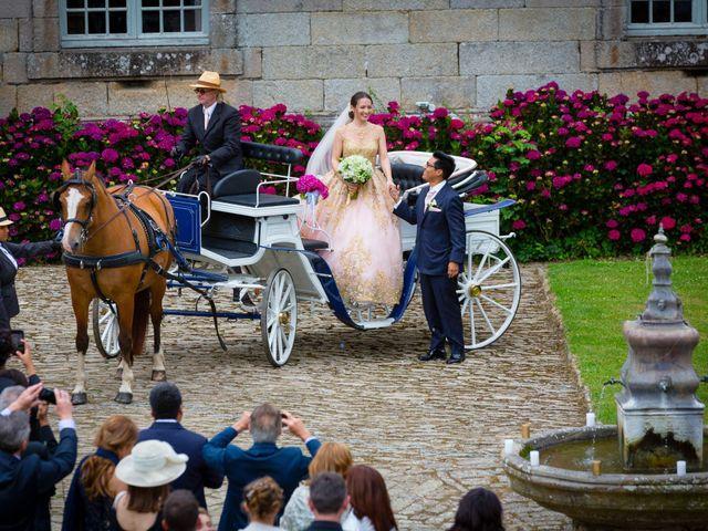 Le mariage de Daniel et Eugénia à Brest, Finistère 27