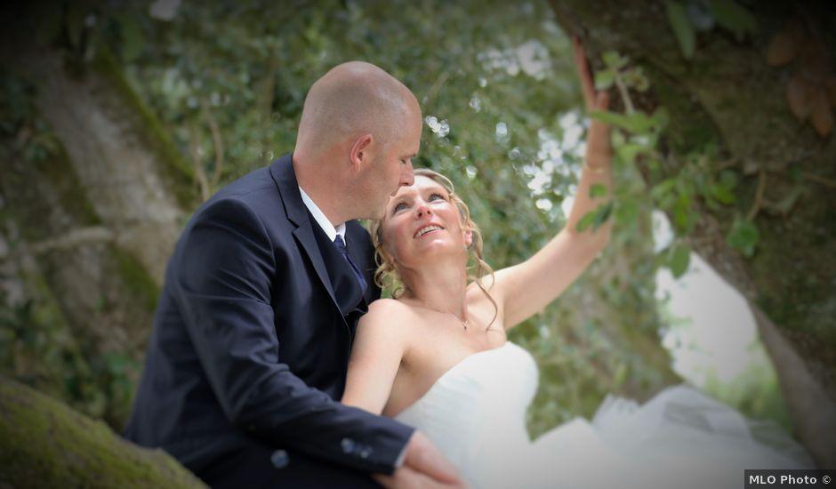 Le mariage de Bruno et Magalie à Anetz, Loire Atlantique