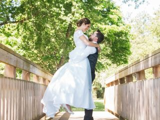 Le mariage de Agnès et Aurélien 1