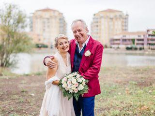 Le mariage de Isabelle et Gilles