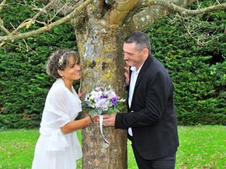 Le mariage de Maria et Dominique