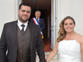Le mariage de Angelique et Anthony