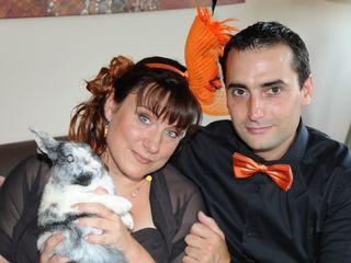 Le mariage de Audrey et Benoît