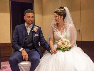 Le mariage de Prisca et Arturo
