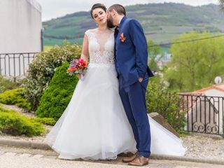 Le mariage de Mailys  et Raynaud  3