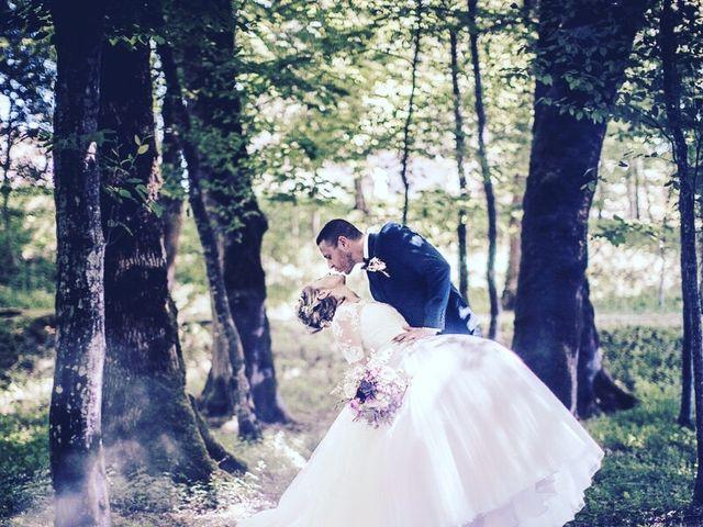 Le mariage de Victor  et Mathilde  à Arlay, Jura 1