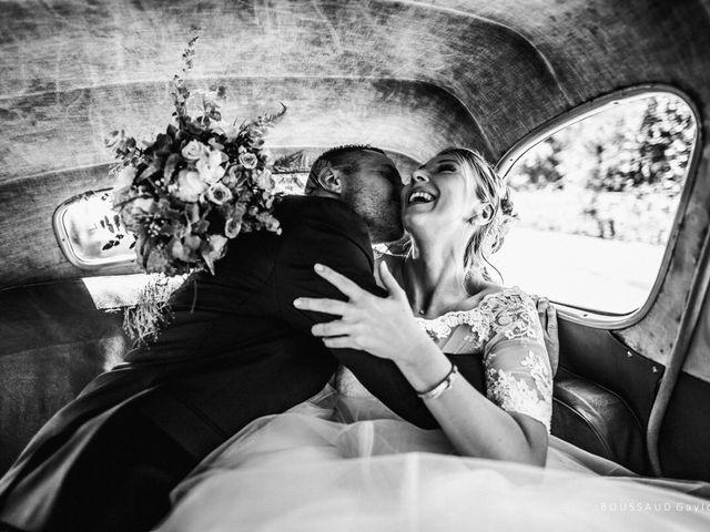 Le mariage de Victor  et Mathilde  à Arlay, Jura 2