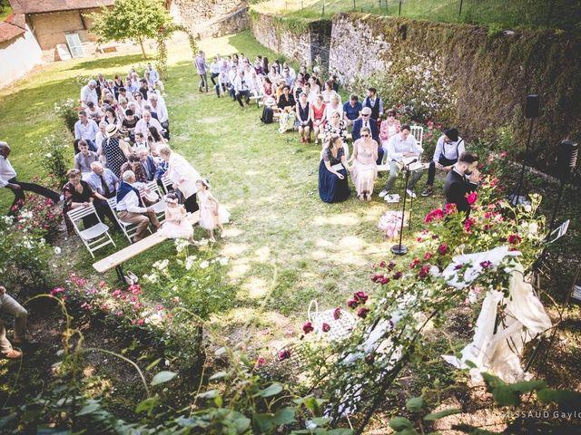 Le mariage de Victor  et Mathilde  à Arlay, Jura 4
