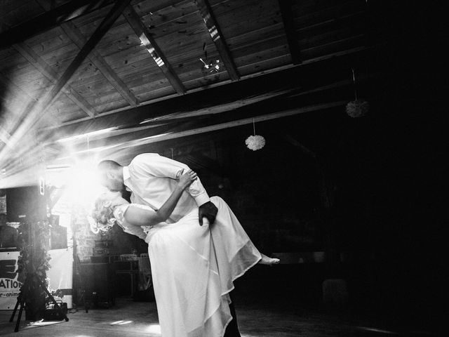 Le mariage de Victor  et Mathilde  à Arlay, Jura 10