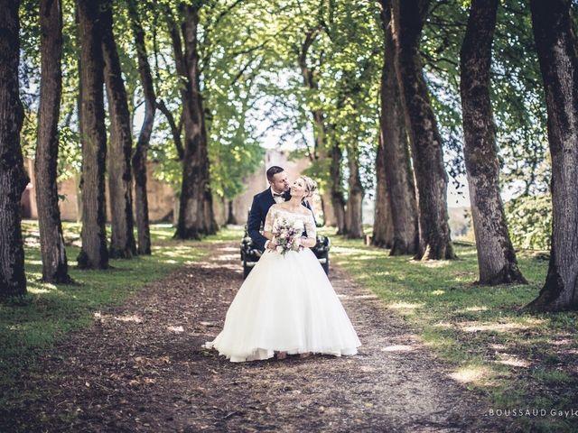 Le mariage de Victor  et Mathilde  à Arlay, Jura 21