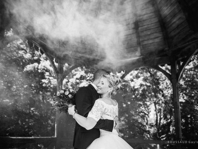 Le mariage de Victor  et Mathilde  à Arlay, Jura 26
