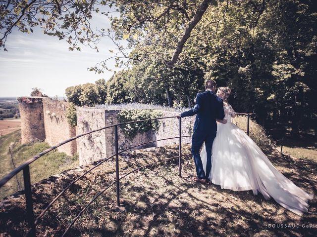 Le mariage de Victor  et Mathilde  à Arlay, Jura 28