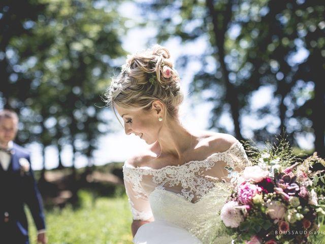 Le mariage de Victor  et Mathilde  à Arlay, Jura 29