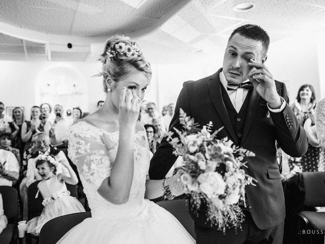 Le mariage de Victor  et Mathilde  à Arlay, Jura 30
