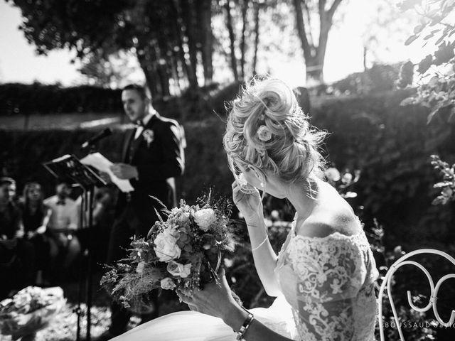 Le mariage de Victor  et Mathilde  à Arlay, Jura 33