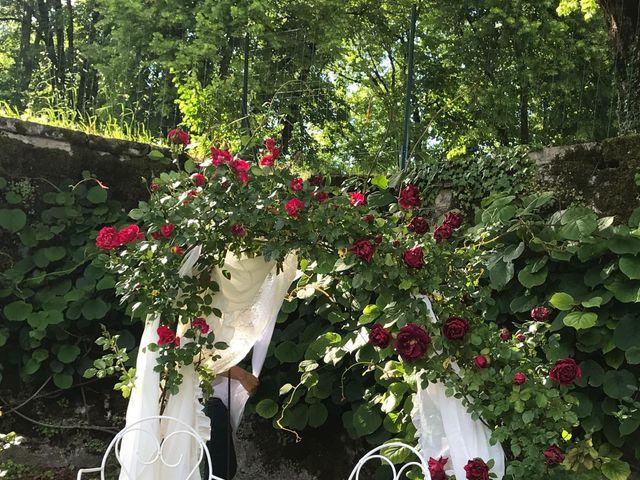Le mariage de Victor  et Mathilde  à Arlay, Jura 37