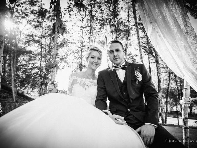 Le mariage de Victor  et Mathilde  à Arlay, Jura 44