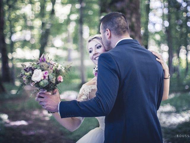 Le mariage de Victor  et Mathilde  à Arlay, Jura 45