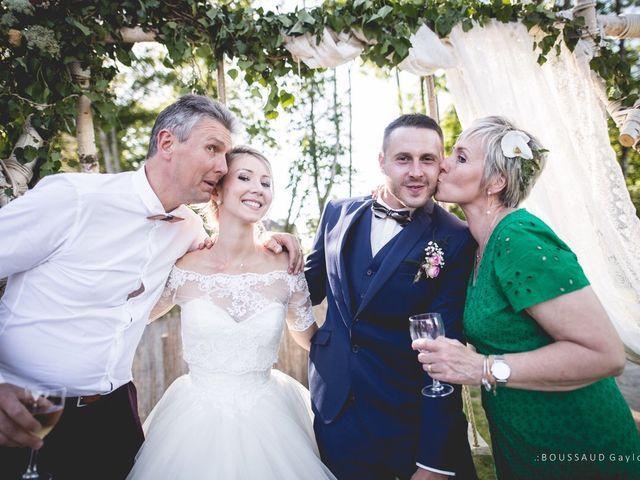 Le mariage de Victor  et Mathilde  à Arlay, Jura 49