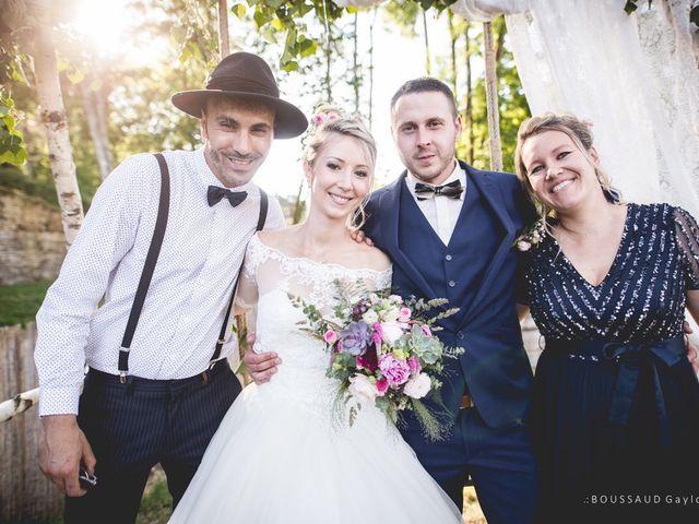 Le mariage de Victor  et Mathilde  à Arlay, Jura 50
