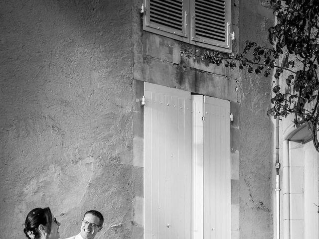 Le mariage de Nathanaël et Laure à Massognes, Vienne 3