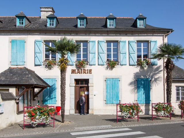 Le mariage de Gaétan et Marina à Bénac, Hautes-Pyrénées 26