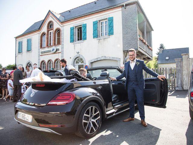 Le mariage de Gaétan et Marina à Bénac, Hautes-Pyrénées 27