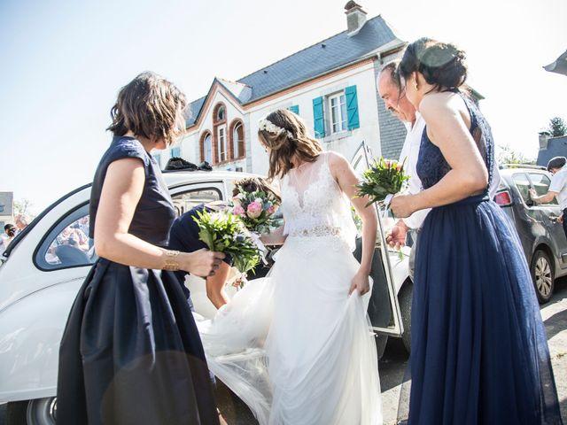 Le mariage de Gaétan et Marina à Bénac, Hautes-Pyrénées 29