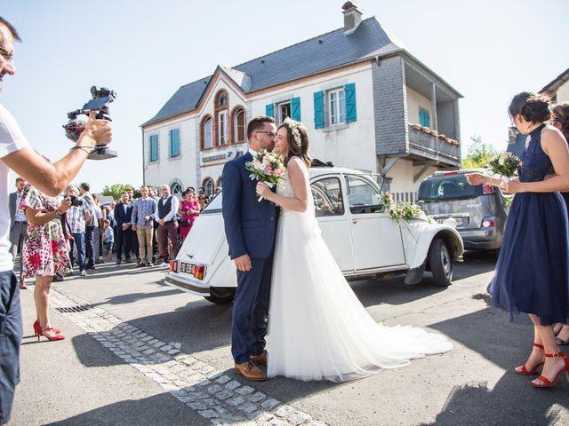 Le mariage de Gaétan et Marina à Bénac, Hautes-Pyrénées 30