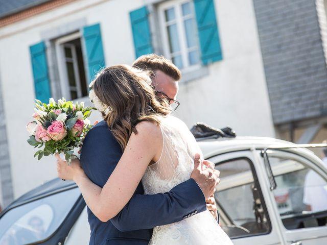 Le mariage de Gaétan et Marina à Bénac, Hautes-Pyrénées 31