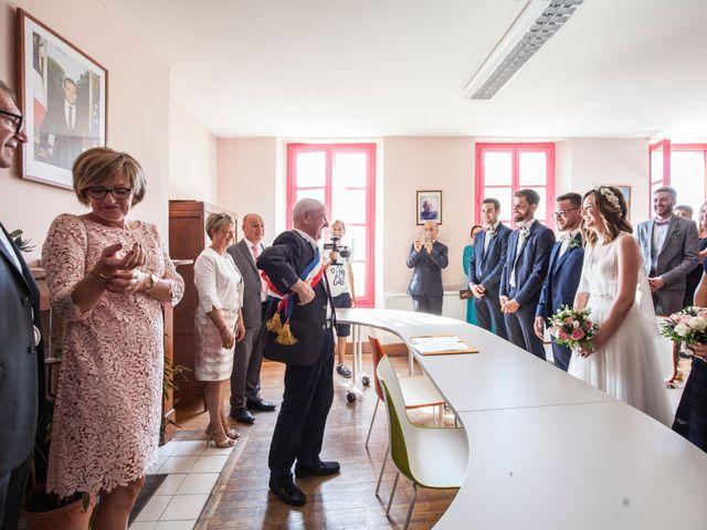 Le mariage de Gaétan et Marina à Bénac, Hautes-Pyrénées 32