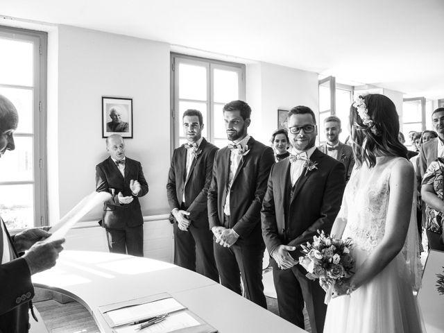 Le mariage de Gaétan et Marina à Bénac, Hautes-Pyrénées 33