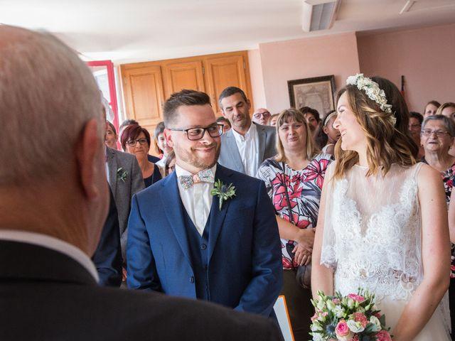 Le mariage de Gaétan et Marina à Bénac, Hautes-Pyrénées 34