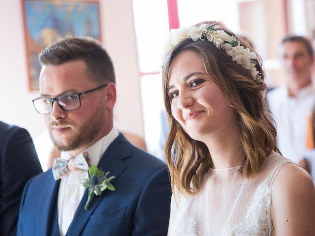 Le mariage de Gaétan et Marina à Bénac, Hautes-Pyrénées 37