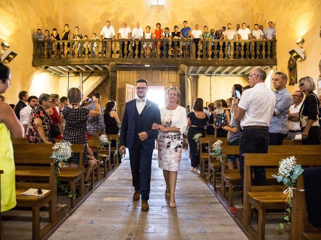 Le mariage de Gaétan et Marina à Bénac, Hautes-Pyrénées 39