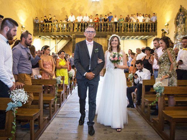 Le mariage de Gaétan et Marina à Bénac, Hautes-Pyrénées 40